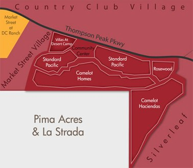 DC Ranch Neighborhoods Scottsdale 85255