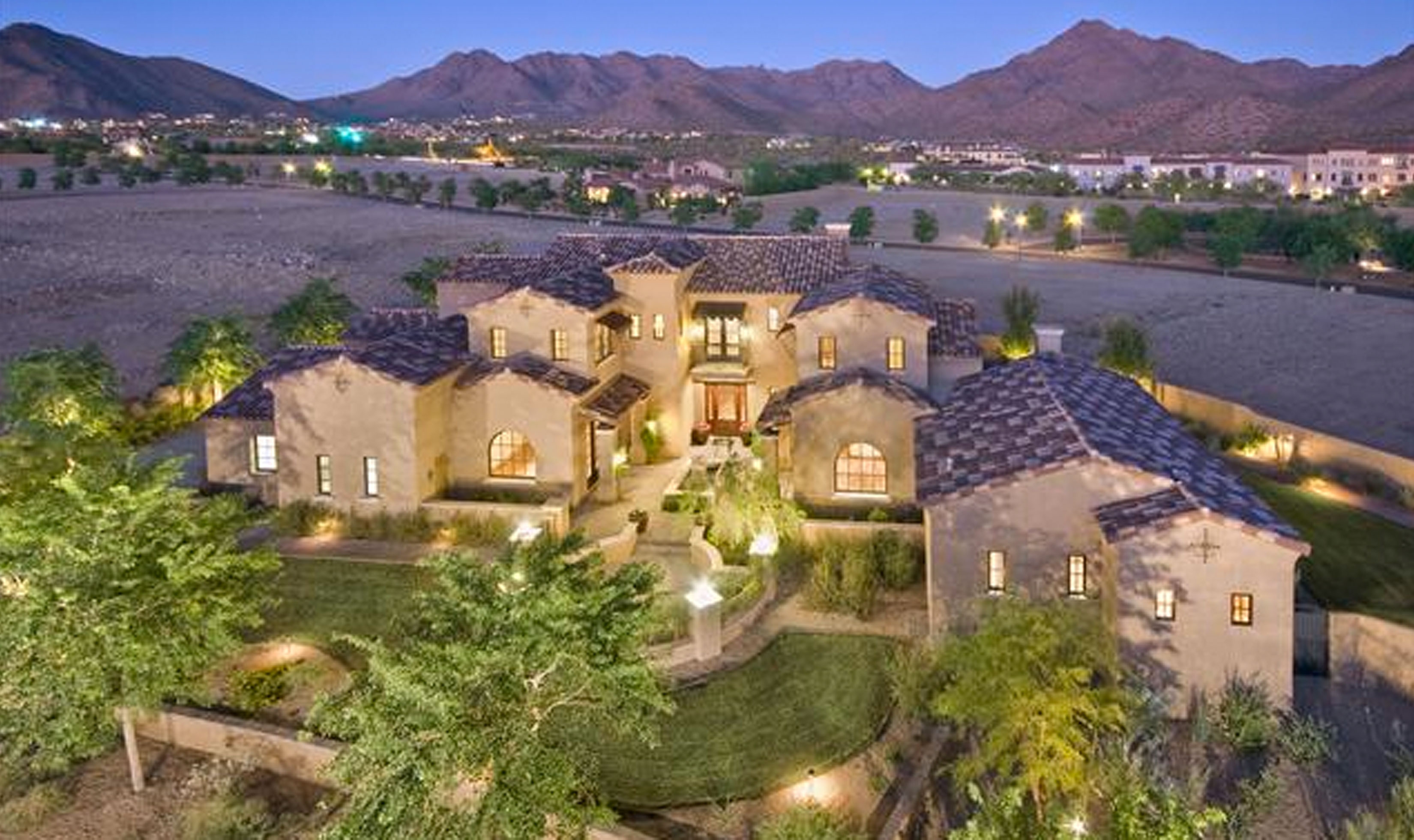Charmant Homes In DC Ranch Scottsdale AZ 85255