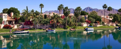Scottsdale Ranch Homes Real Estate Property